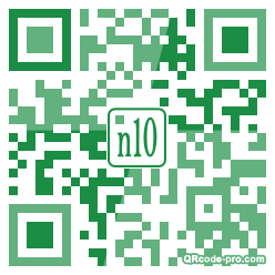 QR code with logo 1nzZ0