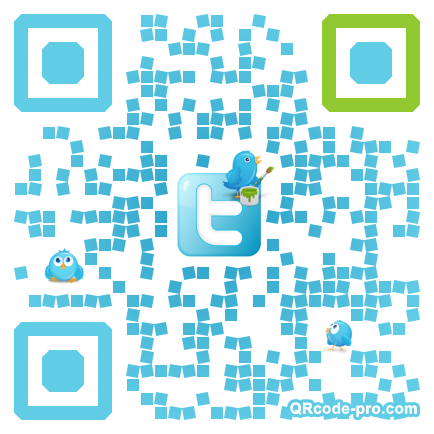 QR code with logo 1oA80
