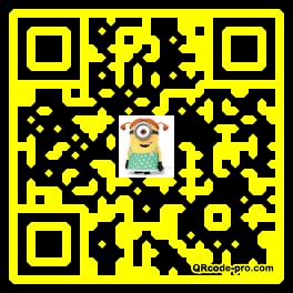 QR code with logo 1oE60
