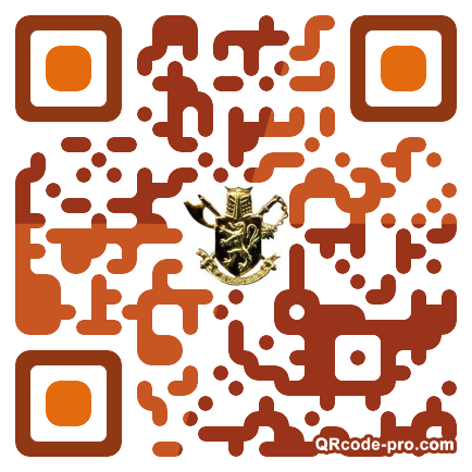 QR code with logo 1oHr0