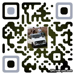 QR code with logo 1oLe0