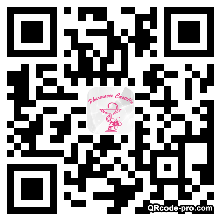 QR code with logo 1oMf0