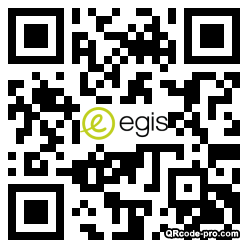 QR code with logo 1oRG0