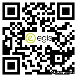 QR code with logo 1oRL0