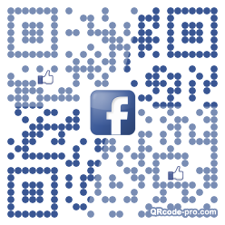 QR code with logo 1oW30