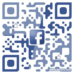 QR code with logo 1oYU0