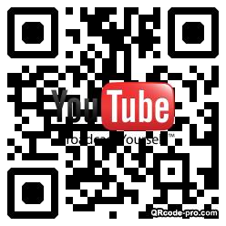 QR code with logo 1ogt0