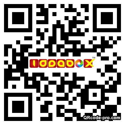 QR code with logo 1ok10