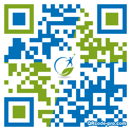 QR code with logo 1olV0