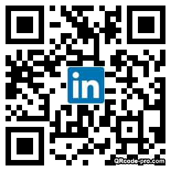 QR code with logo 1onE0