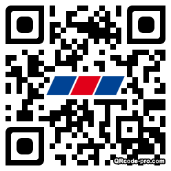 QR code with logo 1orC0