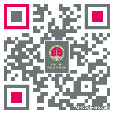 QR code with logo 1orR0