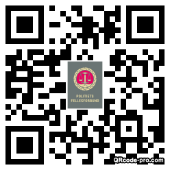 QR code with logo 1ore0