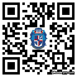 QR code with logo 1ovh0