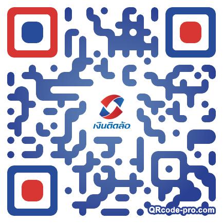 QR code with logo 1ovl0