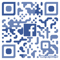 QR code with logo 1owr0