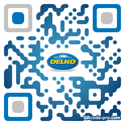 QR code with logo 1oxF0