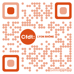 QR code with logo 1oxX0