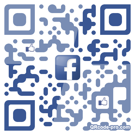QR code with logo 1oyj0