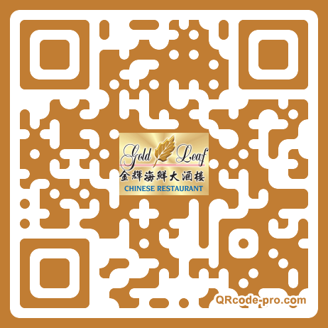 QR code with logo 1ozV0