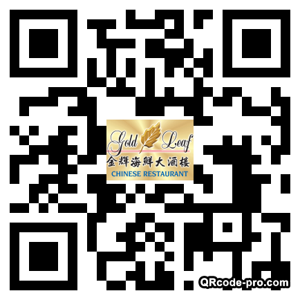 QR code with logo 1ozW0