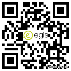 QR code with logo 1p1H0