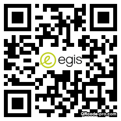 QR code with logo 1p1K0