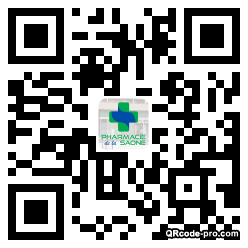 QR code with logo 1p1s0