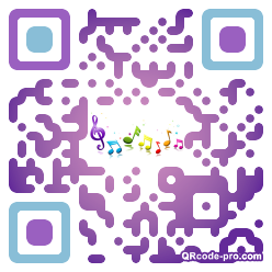 QR code with logo 1p6G0
