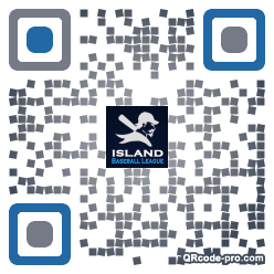 QR code with logo 1pAp0