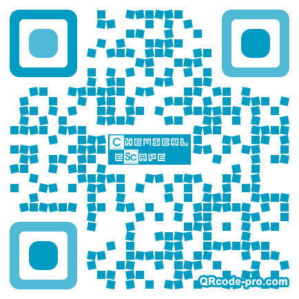 QR code with logo 1pDD0