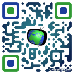 QR code with logo 1pDJ0