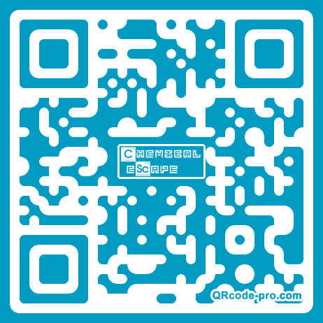 QR code with logo 1pE50