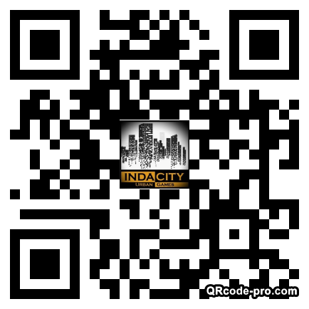 QR code with logo 1pFf0