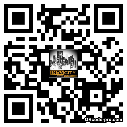 QR code with logo 1pFk0