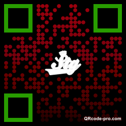QR code with logo 1pHB0