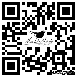 QR code with logo 1pJe0