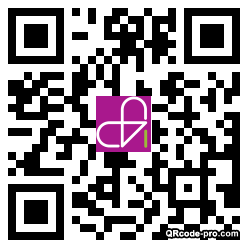 QR code with logo 1pLN0