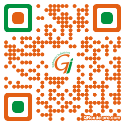 QR code with logo 1pNp0