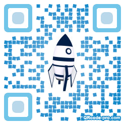 QR code with logo 1pOx0