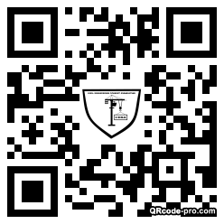 QR code with logo 1pTN0