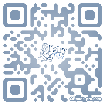 QR code with logo 1pUV0