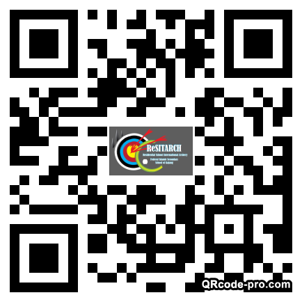 QR code with logo 1pWD0