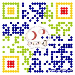 QR Code Design 1pXd0