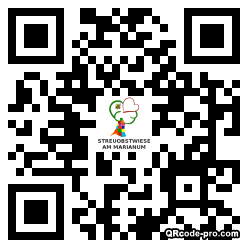 QR code with logo 1pXh0