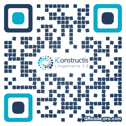 QR code with logo 1pYK0