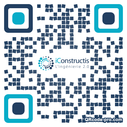 QR code with logo 1pYO0