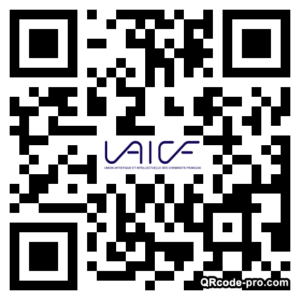 QR code with logo 1pYn0