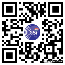 QR code with logo 1pYp0
