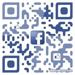 QR code with logo 1pZM0